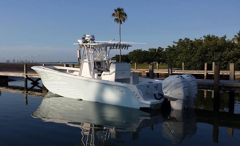 Sea Vee 320 Z Profile