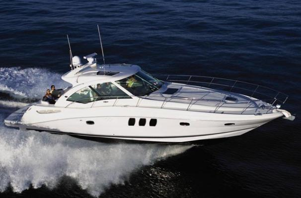 Sea Ray 48 Sundancer Manufacturer Provided Image