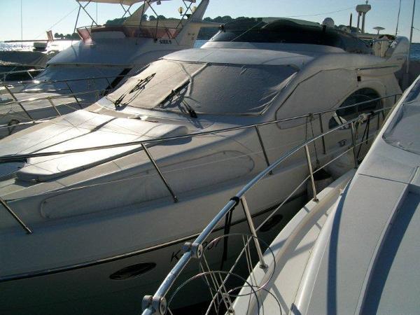 Azimut 46E Azimut 46 Evolution - YEAR 2004 - Timone Yachts