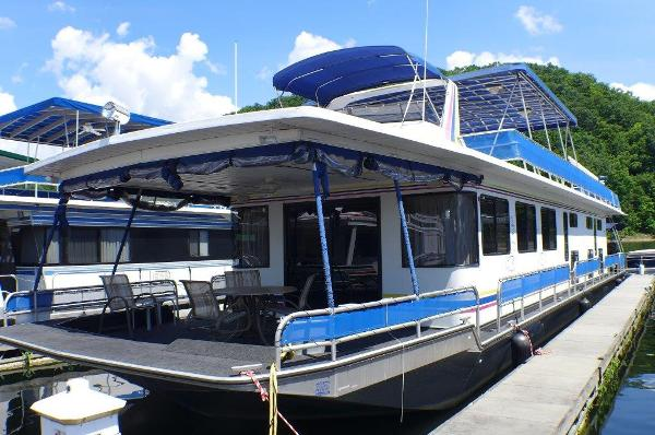 Lakeview Yachts Houseboat