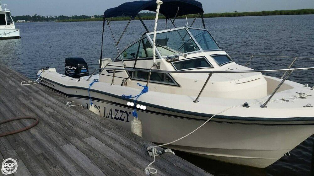 Grady-White Seafarer 226 1992 Grady-White Seafarer 226 for sale in Richmond Hill, GA