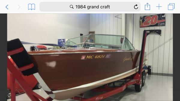 Grand Craft 23 Tahoe