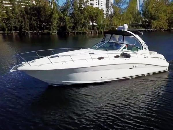 Sea Ray Sundancer Profile