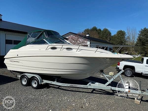 Monterey 262 Cruiser 1998 Monterey 262 Cruiser for sale in Warren, OR