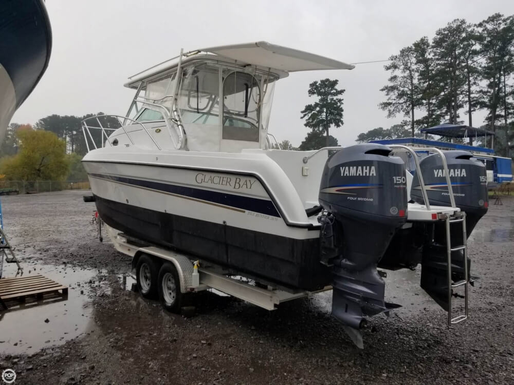 Glacier Bay 2670 Island Runner 2007 Glacier Bay 2670 Island Runner for sale in Scottsboro, AL