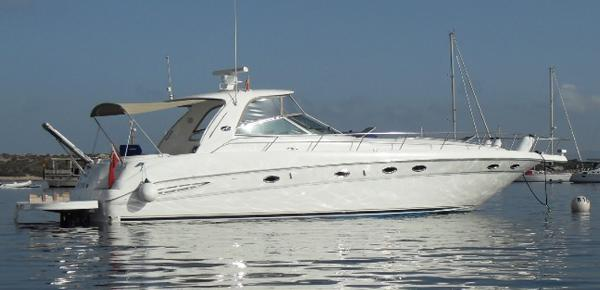 Sea Ray 460 Sundancer / 515 Sundancer Sea Ray 460 Sundancer / 515 Sundancer