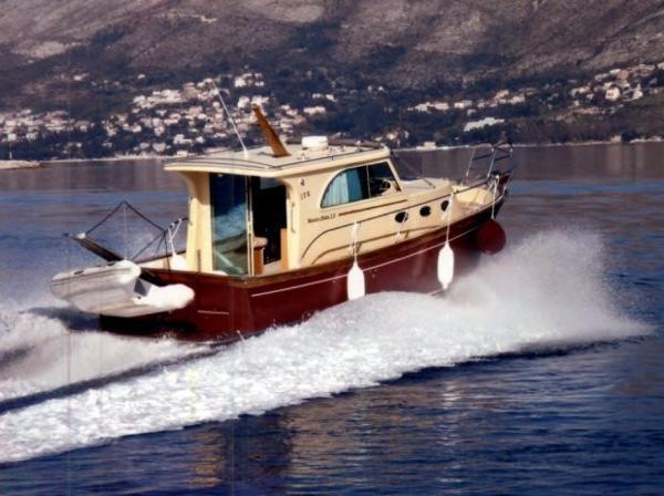 Motor Yacht Marco Polo 12