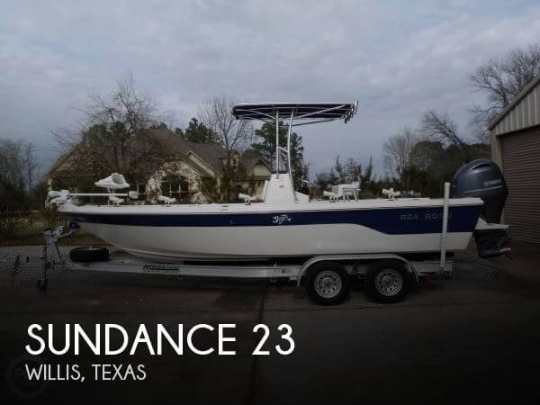 Sun Dolphin 23 2014 Sundance 23 for sale in Willis, TX
