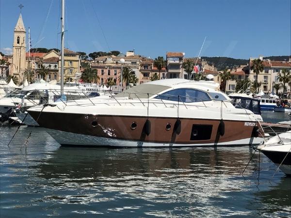 Sessa C 43 Sessa C43 de 2009, unité de propriètaire en vente sur le site de Very Yachting