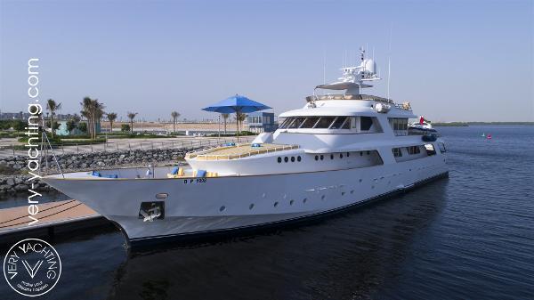 CRN Family Yacht M/Y Nordic Star CRN Classic 122 M/Y Nordic Star
