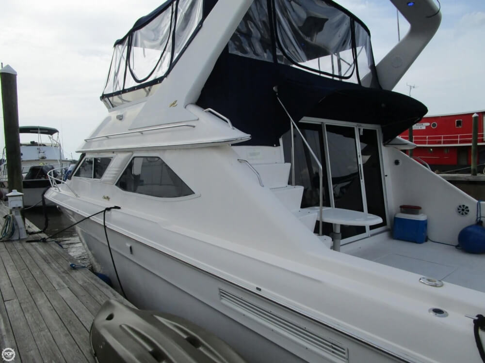 Sea Ray 440 Express Bridge 1996 Sea Ray 440 Express Bridge for sale in Richmond Hill, GA