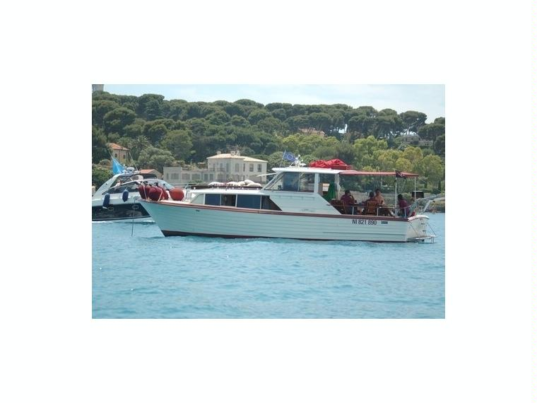 Chris-Craft CHRIS CRAFT SEA SKIFF WY38063