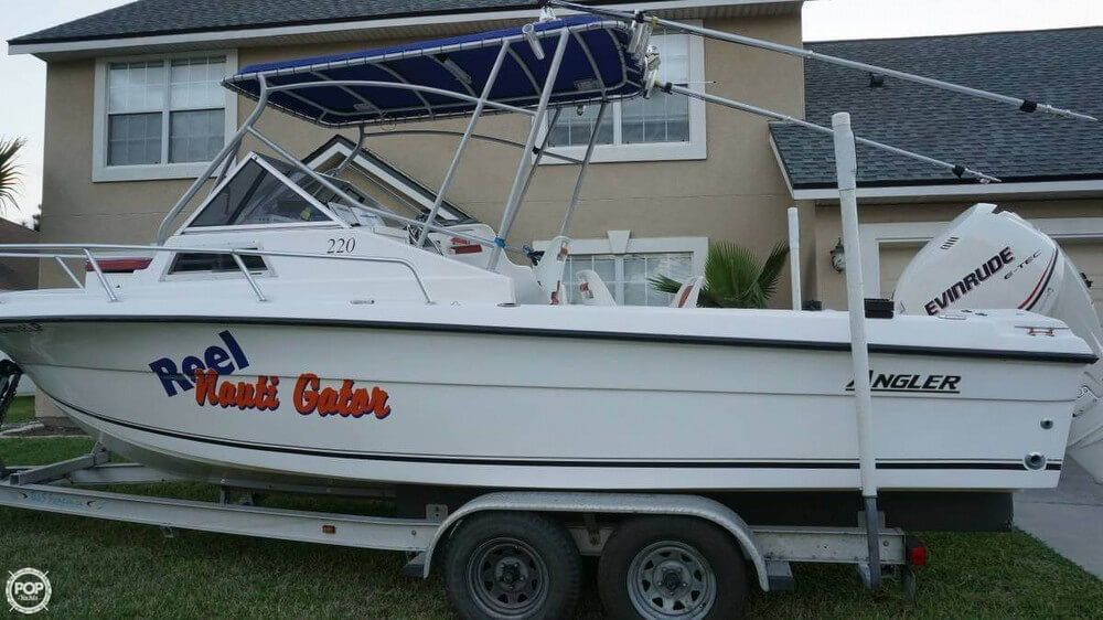 Angler 220 WA 2001 Angler 220 WA for sale in Middleburg, FL