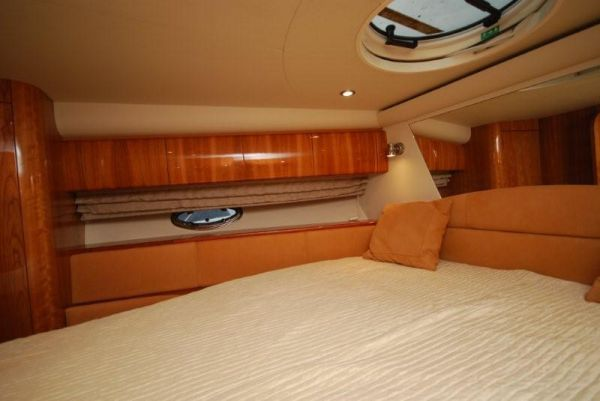 Master cabin (actual vessel)