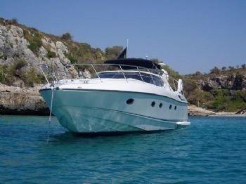 Anchor Shot (actual vessel)