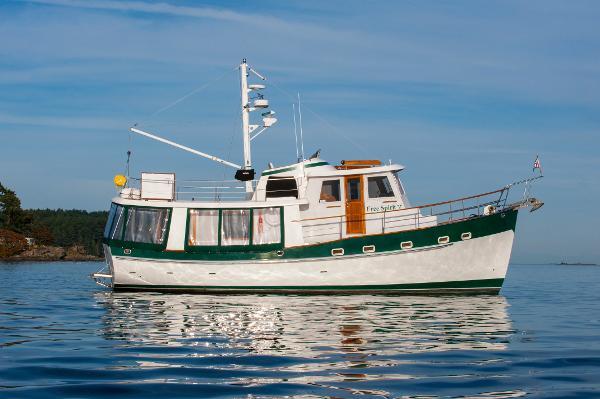 Kadey-Krogen 42 Pilothouse Trawler