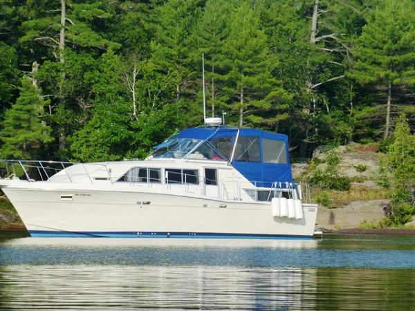 Chris-Craft Catalina 381 1987 Chris Craft 381 Catalina