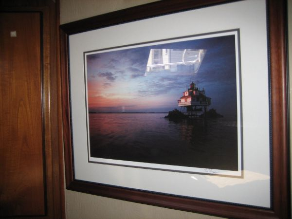 Art - Tinsley Lighthouse