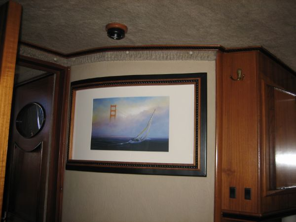 Art - Golden Gate Bridge