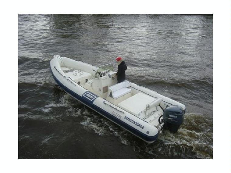 Joker Boat Joker Clubman 24 Braket