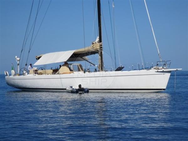 Yachting Developments Of New Zealand S&S 81 YACHTING DEVELOPMENTS OF NEW ZEALAND - S&S 81 - exteriors