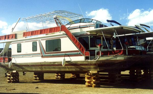 STARDUST 54 x 14 1/26 Multi-Ownership Houseboat