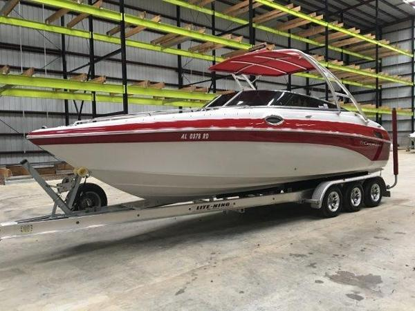 Crownline 275 SS Profile