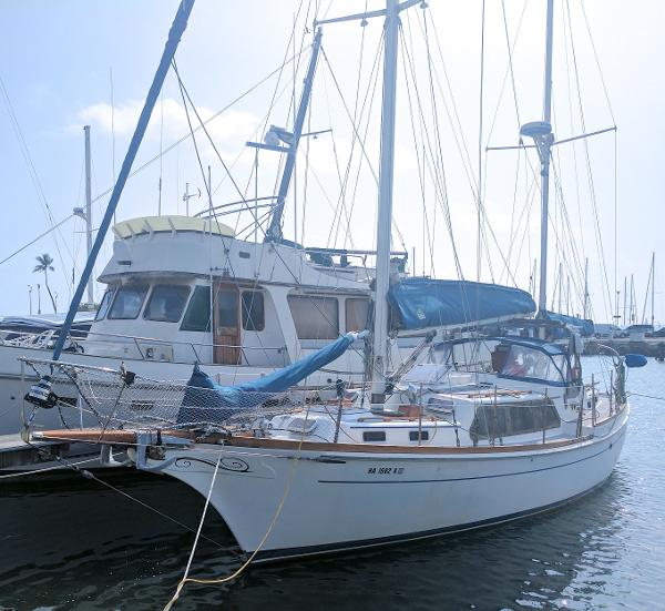 Used Ketch Boats For Sale In United States