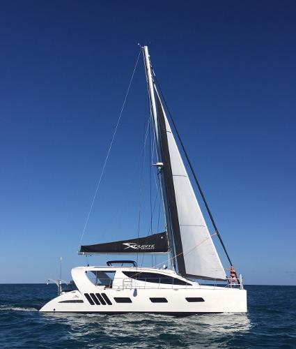 Xquisite Yachts X5 Sail