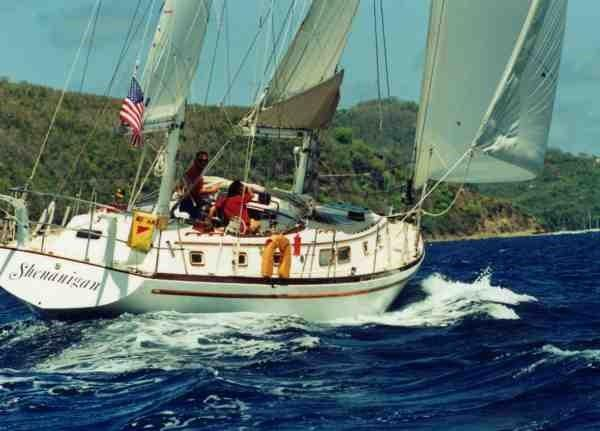 Gulfstar 50' Ketch Sistership