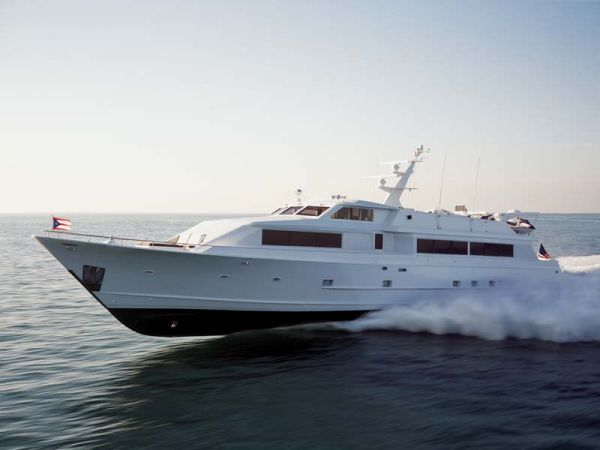 Denison High Speed Motoryacht Photo 1