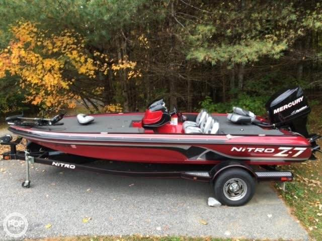 Nitro Z-7 2012 Nitro Z-7 for sale in Center Barnstead, NH