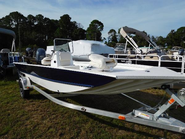 G3 Boats 18 Bay