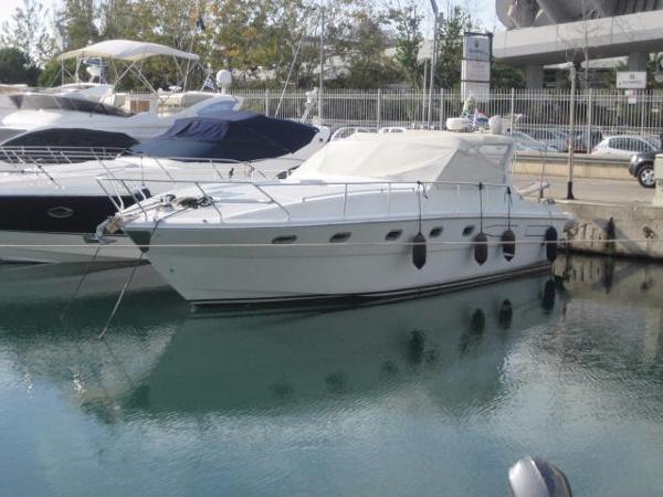 Raffaelli Yachts Middle Day 40