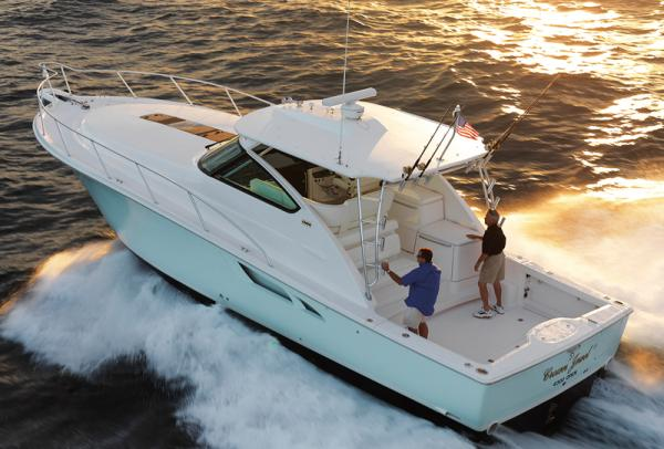 Tiara Yachts 4300 Open Manufacturer Provided Image
