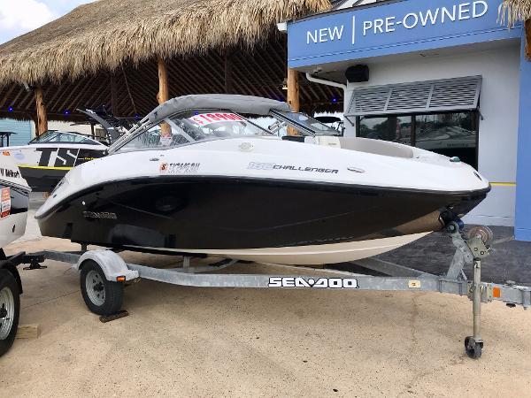 Sea-Doo Sport Boats 180 Challenger SE