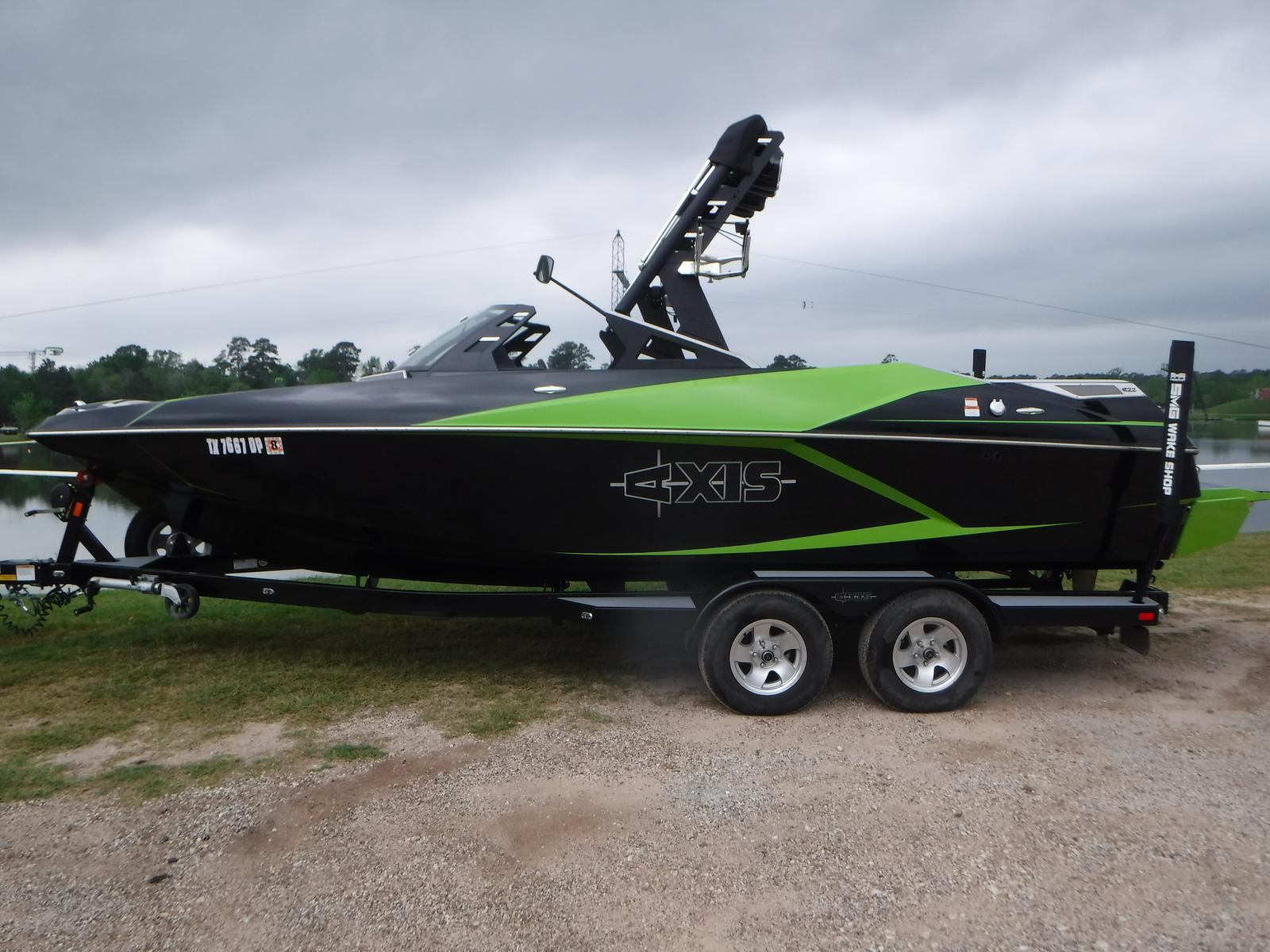 Axis Wake Research A22