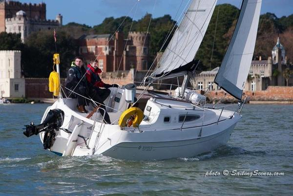 Jeanneau Sun Odyssey 24.2 Jeanneau Sun Odyssey 24.2 sailing