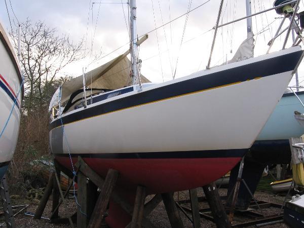 Ohlson 29 Ohlson 29 - Ashore