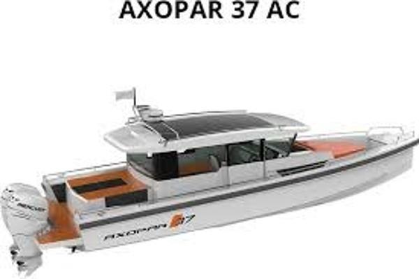 Axopar 37 AC