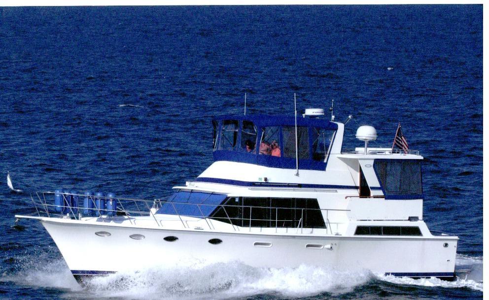 Marine Trader Tradewinds Cockpit Motor Yacht