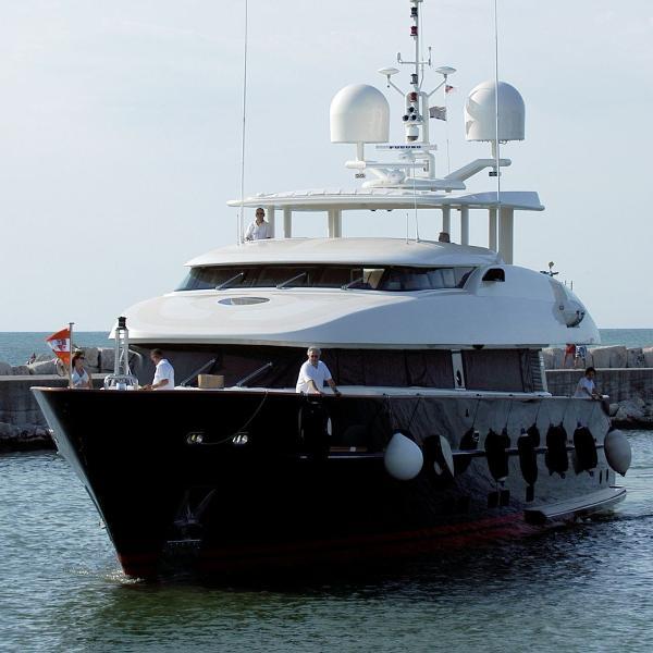 Bugari Custom Yacht