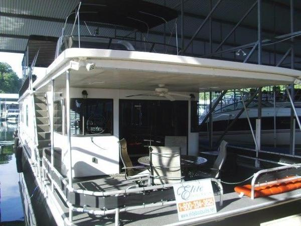 Stardust Cruisers 16 x 75 Houseboat