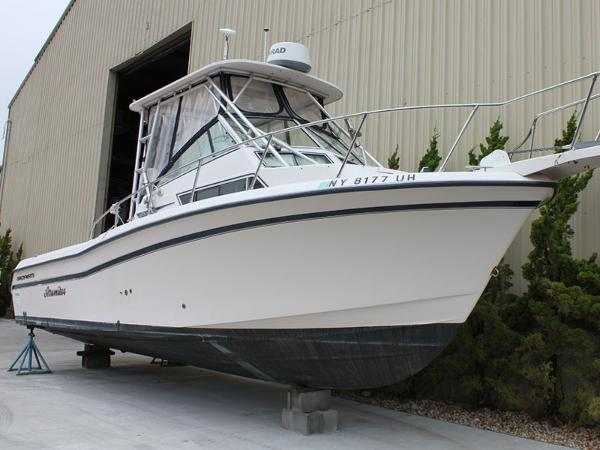 Grady-White Sailfish 272