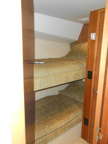 3rd stateroom with nice headroom