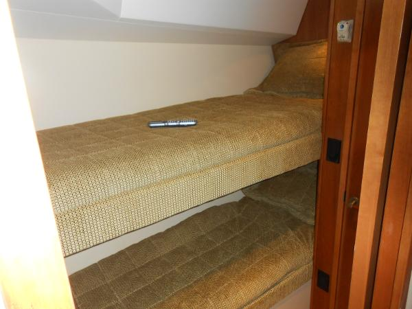 3rd stateroom bunks