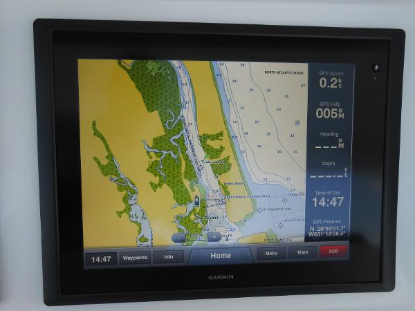 New Garmin 8215 Glass Touch Panel
