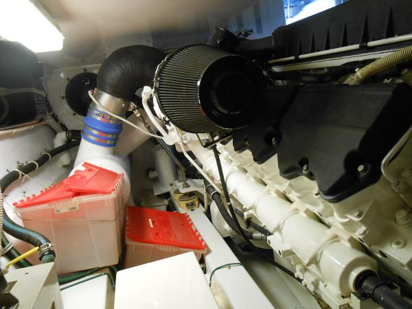 Outboard of Starboard motor