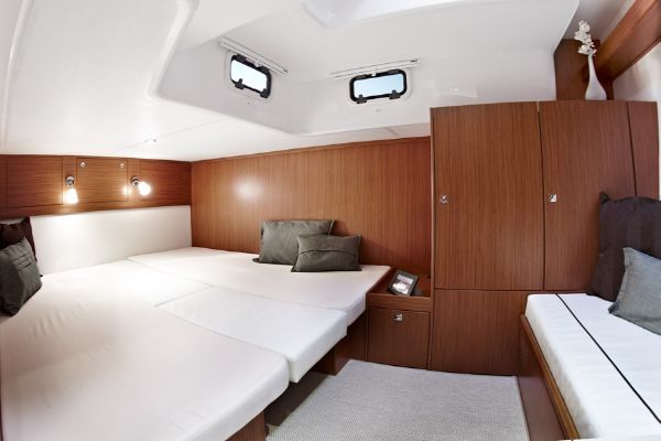 Bavaria Sport 39 Bedroom