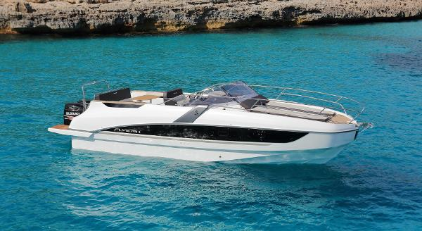 Beneteau Flyer 8.8 Sundeck Manufacturer Provided Image: Manufacturer Provided Image